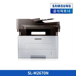 SL-M2670N / 삼성 A4 레이저 프린터 흑백